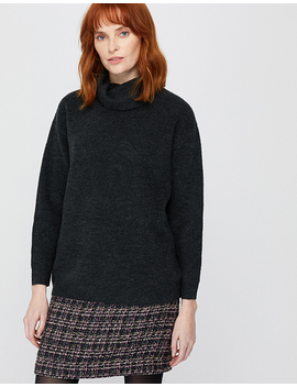 Reese Funnel Neck Knitted Jumper by Monsoon