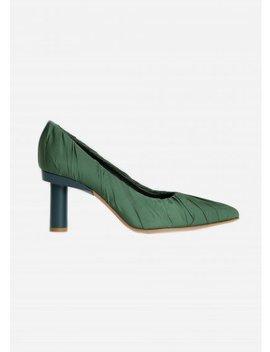 Cyan Heels by Tibi