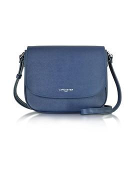 Adele Saffiano Leather Crossbody Bag by Lancaster Paris