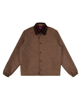 Wool Campus Jacket by Noah Nyc