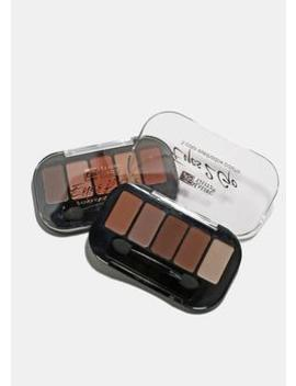 Eyes 2 Go Palette  Browns by Miss A