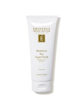 Blueberry Soy Sugar Scrub (8.4 Fl. Oz.) by Eminence Organic Skin Care Eminence Organic Skin Care