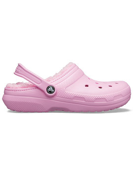 Classic Lined Clog by Crocs