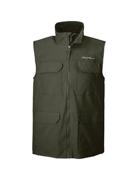 Eddie Bauer Travex Men's Stretch Vest by Eddie Bauer Travex