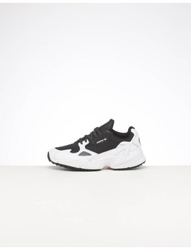 Adidas Women's Falcon Trail Black/White by Adidas