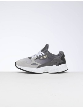Adidas Women's Falcon Grey/White by Adidas