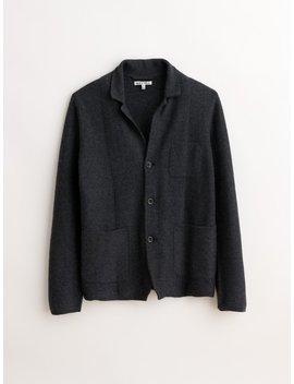 Superfine Merino Jacket by Alex Mill