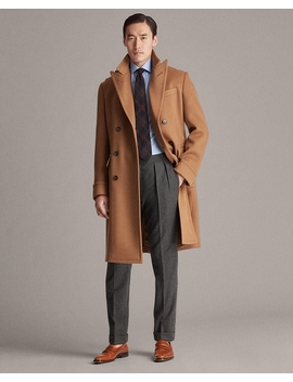 Double Faced Cashmere Topcoat by Ralph Lauren