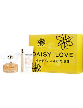 Marc Jacobs Daisy Love   Eau De Toilette Spray 3.4 Oz & Body Lotion 2.5 Oz & Eau De Toilette Pen Spray 0.33 Oz Mini by Marc Jacobs