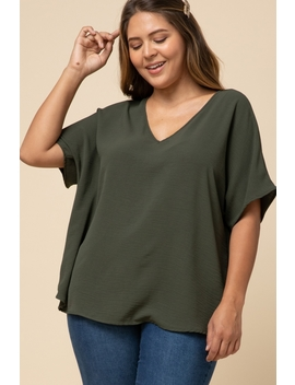 Vanessa Blouse by Girl's Fashionably Late, California