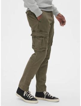 Cargo Pants With Gap Flex by Gap
