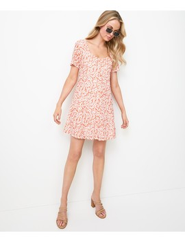 Daisy Button Tee Mini Dress by Sportsgirl