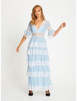 Divine Sister Maxi Dress by Alice Mc Call