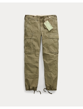 Cotton Surplus Cargo Pant by Ralph Lauren