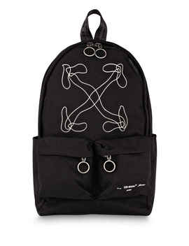 Rucksack Abstract Arrows Rucksack Abstract Arrows by Off Whiteoff White