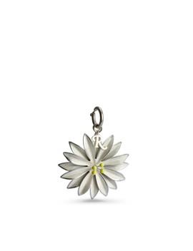 Raf Simons White Flower Charm (White) by Dover Street Market