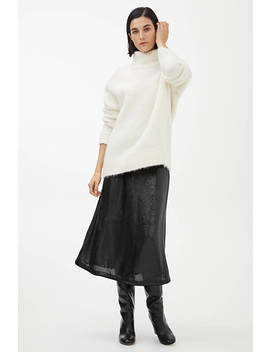 Matte Sequin Skirt by Arket