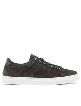 Suede Trainers by Mcm