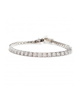 1ct Illusion Set Diamond Bracelet by Buy Fine Diamonds