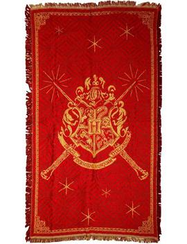 Harry Potter | Hogwarts Logo Throw Rug by Collectables