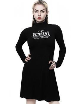 Funeral Long Sleeve | Dress by Killstar