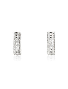 Eclat 0.25ct Diamond Earrings by Artisan Joaillier