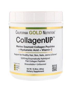 California Gold Nutrition, Collagen Up, Marine Collagen + Hyaluronic Acid + Vitamin C, Unflavored, 16.36 Oz (464 G) by California Gold Nutrition