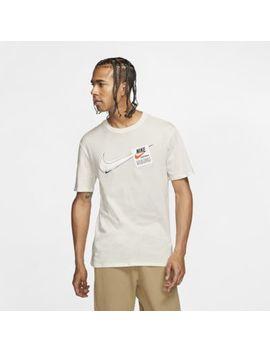 Męski T Shirt Z Nadrukiem Nike Sportswear. Nike Pl by Nike