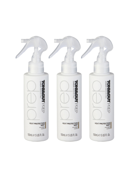 3 X Toni & Guy Hair Prep Heat Protection Mist 150m L by Toni & Guy
