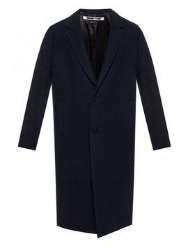 Coat With Notch Lapels by Mc Q Alexander Mc Queen