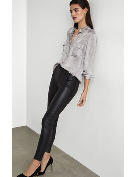 Lace Up Leggings by Bcbgmaxazria