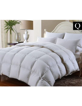 Royal Comfort Queen Bed Bamboo Quilt by Royal Comfort