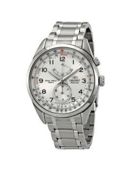 Power Reserve Automatic White Dial Men's Watch by Orient