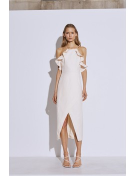 Affinity Midi Dress by Bnkr