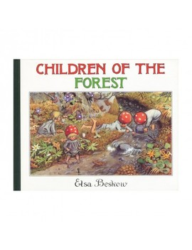 Children Of The Forestby Elsa Maartman Beskow by Abc Home