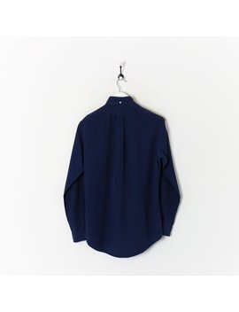 Ralph Lauren Shirt Navy Small by Ralph Lauren