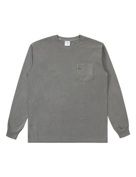 Long Sleeve Pocket Tee by Noah Nyc