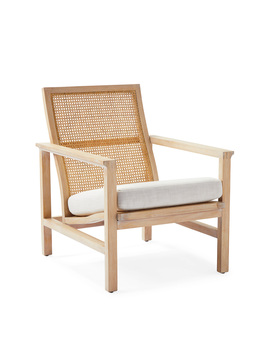 Georgica Lounge Chair         Ch423 01 by Serena And Lily