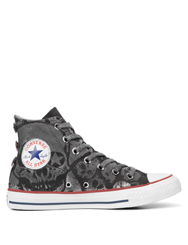 Chuck Taylor All Star Skull Tattoo High Top by Converse