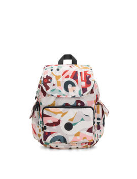 Printed Backpack by City Pack Medium City Pack Medium