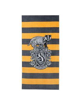 Harry Potter™ Hufflepuff™ Beach Towel by P Bteen