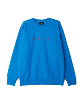 Nouvelle Ii Crewneck by Obey