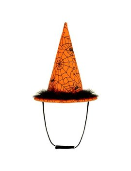 Halloween Dog Witch's Hat by B&M