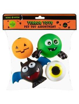 Terror Toys Pet Toys Assortment 4pk by B&M