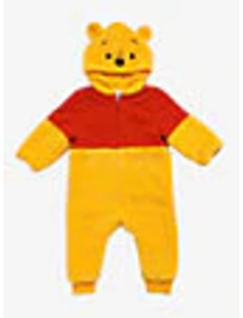 Disney Winnie The Pooh Infant Bodysuit   Box Lunch Exclusive by Box Lunch