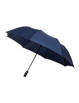 Falcone // Large Foldable Umbrella // Automatic // Navy Blue by Touch Of Modern