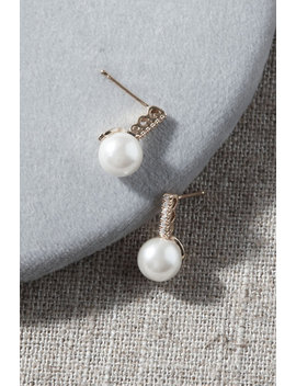 Leith Drop Earrings by Shashi