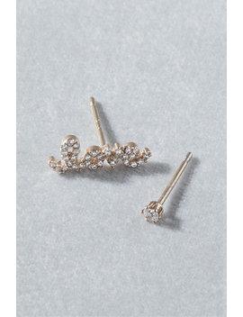 Love Post Earrings by Tai