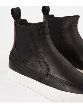 Nike Sb Stefan Janoski Slip Mid Remastered Shoes   Black / Black   Pale Ivory   Black by Nike Sb