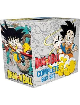Dragon Ball Complete Box Set : Vols. 1 16 With Premium by Akira Toriyama